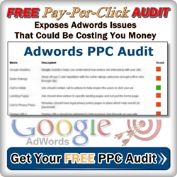 Adwords PPC Audit
