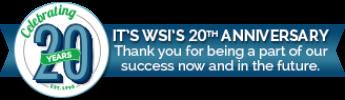 WSI 20th Anniversary