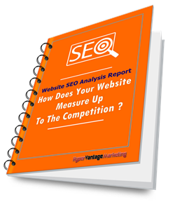 Website SEO Analysis Report Cover