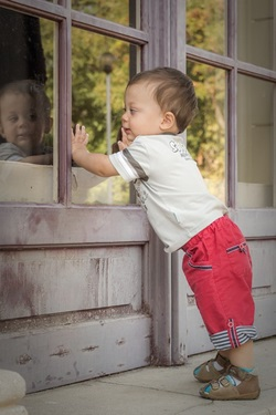 OptimizingYour Images babys reflextion