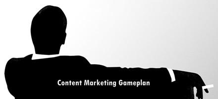 content marketing gameplan